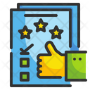 Feedback Reeview Evaluate Icon