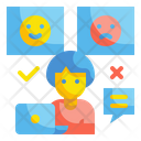 Feedback Review Rate Icon
