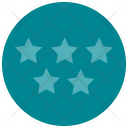 None Five Rating Icon