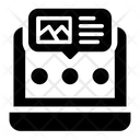 Feedback Design Icon