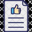 Feedback File Icon