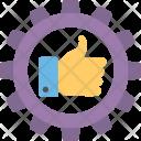 Feedback Management System Icon