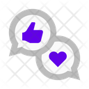Advertising Advertisement Chat Icon