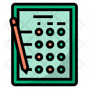 Feedback Questionnaire Survey Assessment Icon