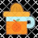 Feeder Juice Nursery Icon