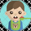 Baby Feeding Baby Feeding Icon