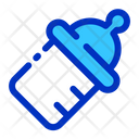 Bottle Milk Newborn Kid Icon