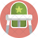 Baby Feeding Table Table Icon