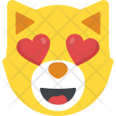Feeling Loved Cat Icon