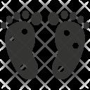 Feet Foot Massage Icon