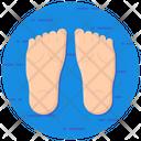 Feet Human Feet Toes Icon