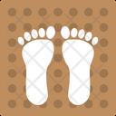Feet On Carpet Carpet Decorative Mat Icon