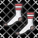 Feet Socks Icon