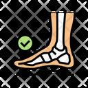 Feet Treatment Icon