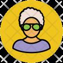 Female Woman Madam Icon