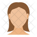 Face Female Girl Icon