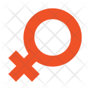 Female Gender Relationship Icon