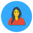 Female Individual Girl Icon
