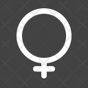 Female Symbol Gender Icon