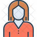 Female Dowager Gal Icon