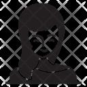Female Women Lady Icon