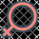 Female Sign Gender Icon