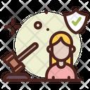 Female Advocate Icon