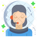 Female Astronaut Female Astronaut Icon