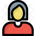 Female Avatar Woman Icon