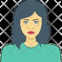 Female Avatar Icon