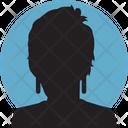 Woman Female Face Avatars Icon