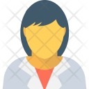 Female Avatar Profile Icon