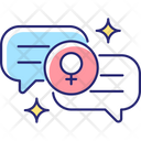 Female Bonding Icon