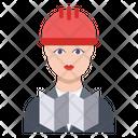 Builder Constructor Engineer Icon
