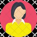 Female CEO Icon