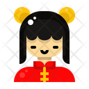 Female Character Character Avatar Icon