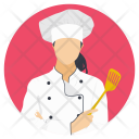 Cook Chef Food Icon