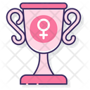 Female Competition Female Competition Competition Icon