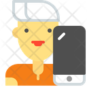 Female Doctor Doctor Consult Icon