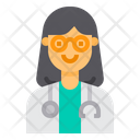 Doctor Health Medical Icon