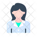 Female Doctor Doctor Female Icon