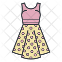 Dress Color Icon