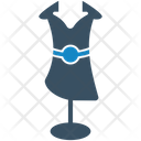 Dress Fashion Girl Icon