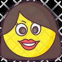 Female Emoji Icon