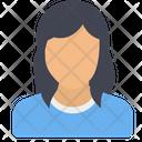Female Employee Employee Female Icon
