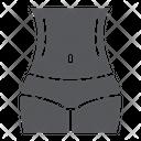 Female figure Icon