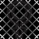 Female Symbol Gender Female Gender Icon