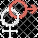 Female Gender Gender Sign Gender Symbols Icon