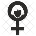 Woman Female Gender Icon