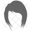 Female Haircut Icon